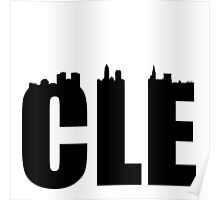 CLE-Skyline Poster