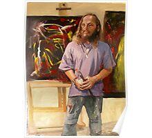 Mark (Fellow Artist) Poster