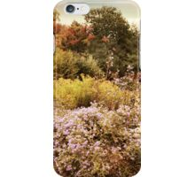 Native Garden iPhone Case/Skin