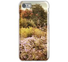 Native Garden iPhone Case/Skin