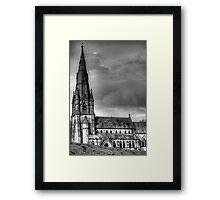 St Mary's Church Framed Print