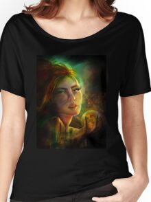 Marry the poisoned night T-SHIRT Women's Relaxed Fit T-Shirt