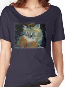 Himalayan Cat Women's Relaxed Fit T-Shirt