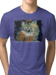 Himalayan Cat Tri-blend T-Shirt