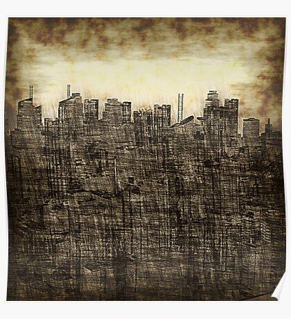 City utopia Poster