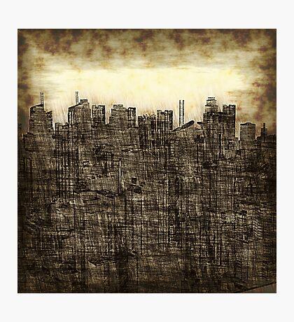 City utopia Photographic Print