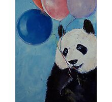 Panda Party Photographic Print