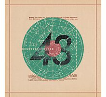 """""""43"""" Photographic Print"""