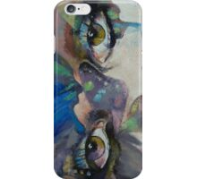 Gothic Butterflies iPhone Case/Skin