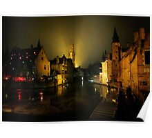 Brugge  Poster