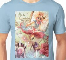 Alice in wonderland Unisex T-Shirt