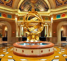 Venetian Water Fountain by Reese Ferrier