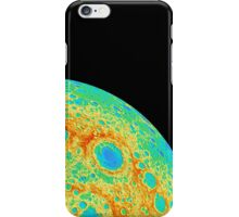 Far side of the Moon iPhone Case/Skin