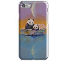 Panda Lake iPhone Case/Skin