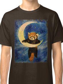 Red Panda Stars Classic T-Shirt