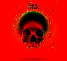 Death   PAN!K iPhone Cover by Moe Pike Soe