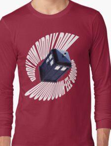 doctor who theme 2 Long Sleeve T-Shirt