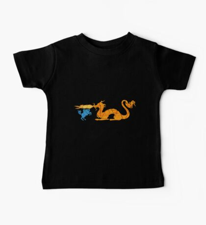 So Much For The Hero Baby Tee
