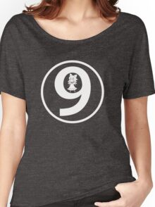 Circle 9 Women's Relaxed Fit T-Shirt