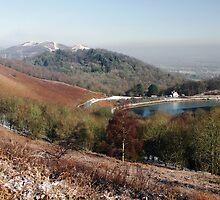 British Camp Reservoir & The Malverns by LisaRoberts