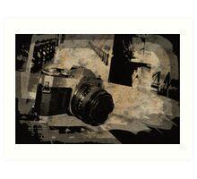 Canon Art Print
