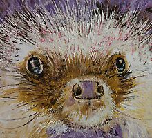 Hedgehog by Michael Creese