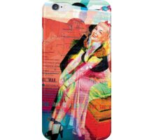 60's Girl iPhone Case/Skin