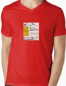 The Yellow Door Mens V-Neck T-Shirt
