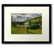 Wanlockhead Framed Print