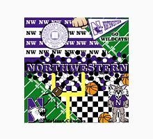 NORTHWESTERN UNIVERSITY COLLAGE Unisex T-Shirt