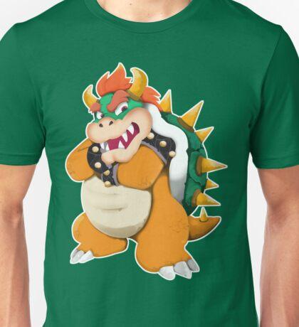 Bowser King Koopa Unisex T-Shirt
