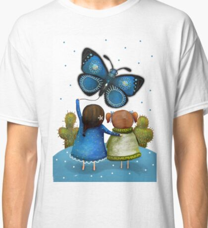 Butterfly Kite Classic T-Shirt