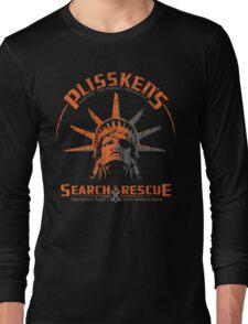 Snake Plissken's  Search & Rescue Pty Ltd Long Sleeve T-Shirt