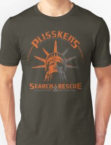 Snake Plissken's  Search & Rescue Pty Ltd T-Shirt