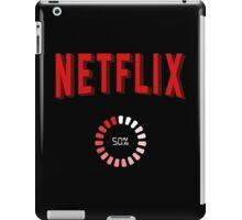 Netflix Loading iPad Case/Skin