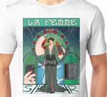 Sherlock Nouveau: Irene Adler Unisex T-Shirt
