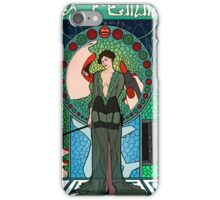 Sherlock Nouveau: Irene Adler iPhone Case/Skin