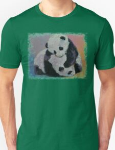 Baby Panda Rumble T-Shirt