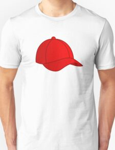 Red Cap T-Shirt