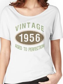 Vintage 1956 Birthday Women's Relaxed Fit T-Shirt
