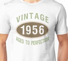 Vintage 1956 Birthday Unisex T-Shirt