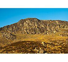 Landscape, Craigdews Hill, Galloway Forest park, Scotland Photographic Print