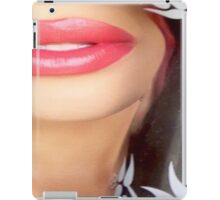 Lip Vase iPad Case/Skin
