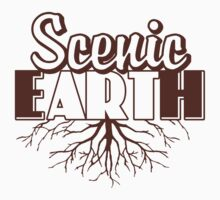 Scenic Earth One Piece - Long Sleeve