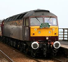 Roy Castle OBE loco 47786  by Tony Steel