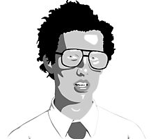 Jon Heder from Napoleon Dynamite Photographic Print