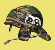 Game Over, Man! Kids Tee