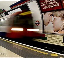 London underground by Greg Parfitt