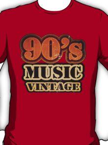 90's Music Vintage T-Shirt T-Shirt