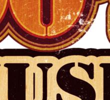 90's Music Vintage T-Shirt Sticker